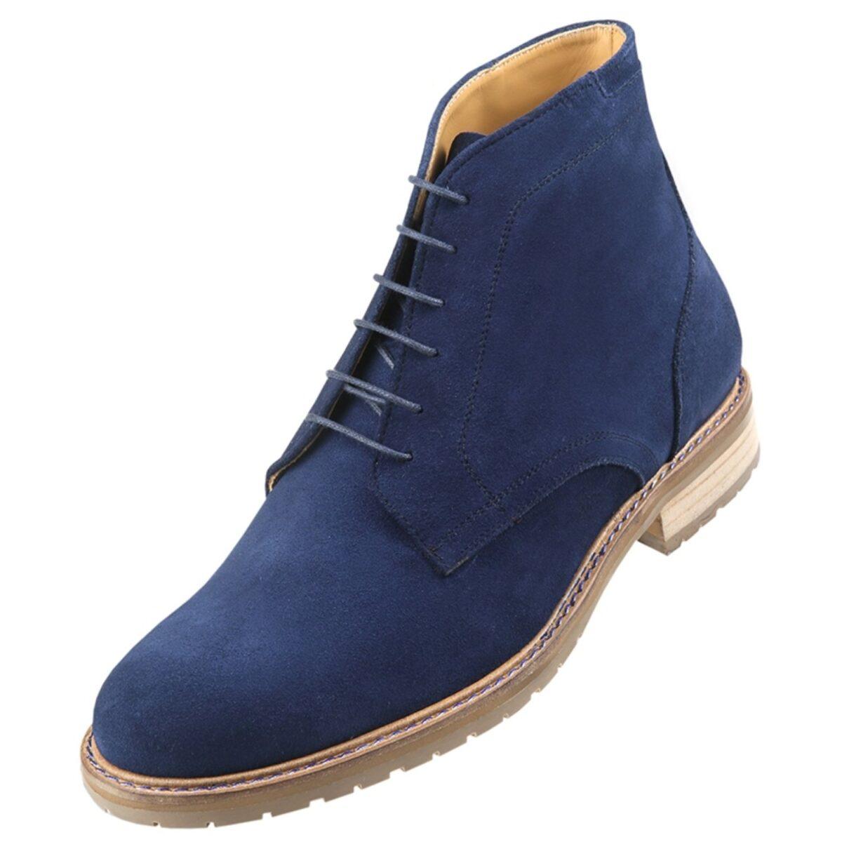 Zapatos con Alzas modelo 7528 AM - HiPlus