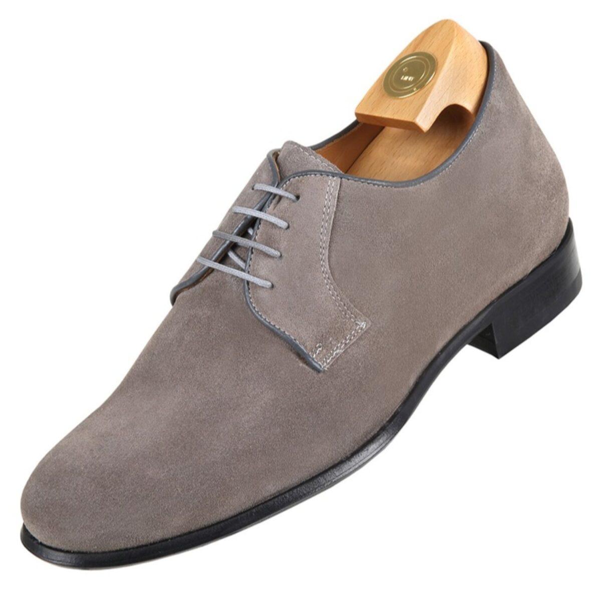 Zapatos con Alzas modelo 7530 G - HiPlus