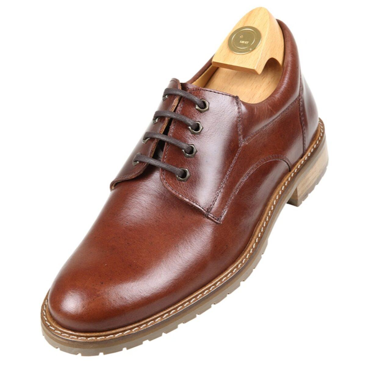 Zapatos con Alzas modelo 7533 M - HiPlus