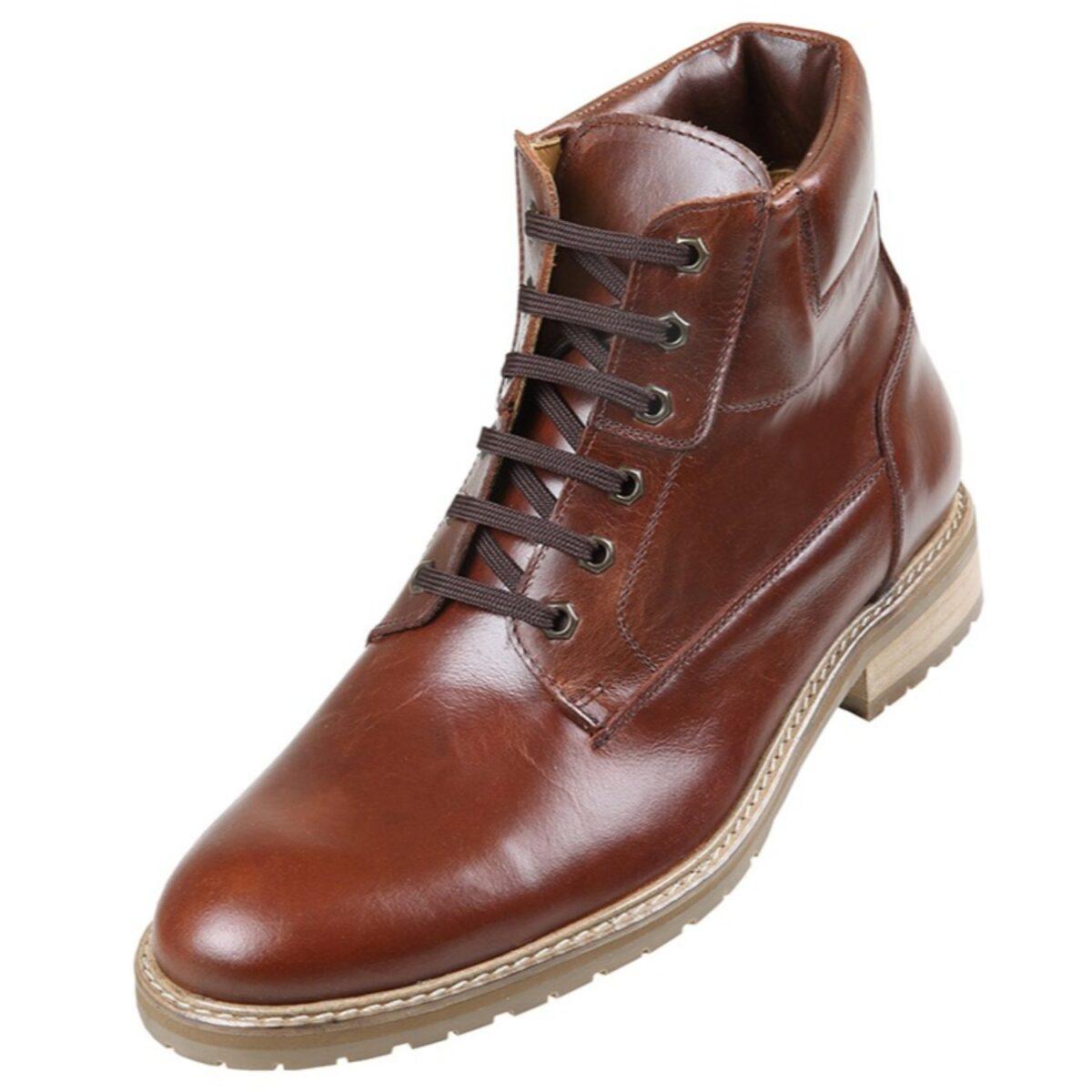 Zapatos con Alzas modelo 7539 M - HiPlus