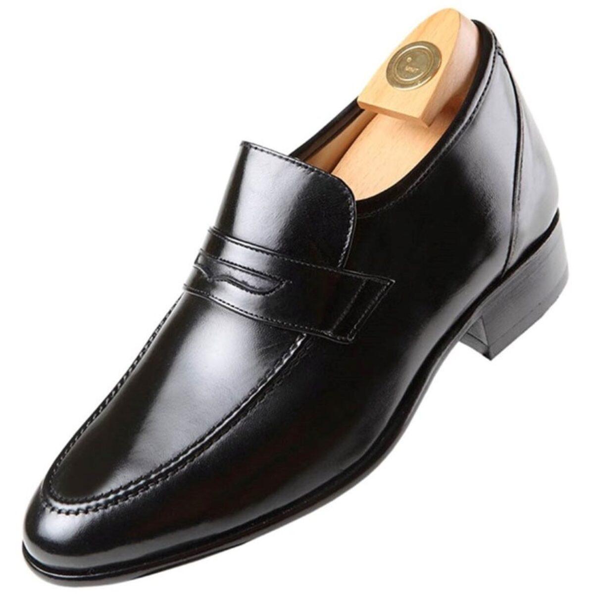 Zapatos con Alzas modelo 3006 N - HiPlus