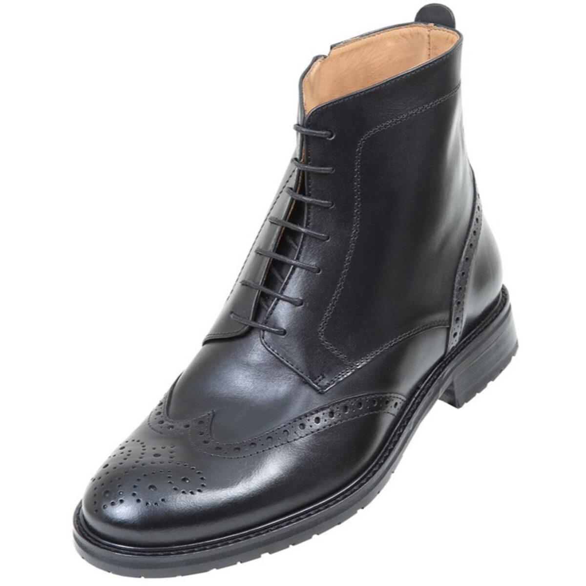 Zapatos con Alzas modelo 7527 N - HiPlus