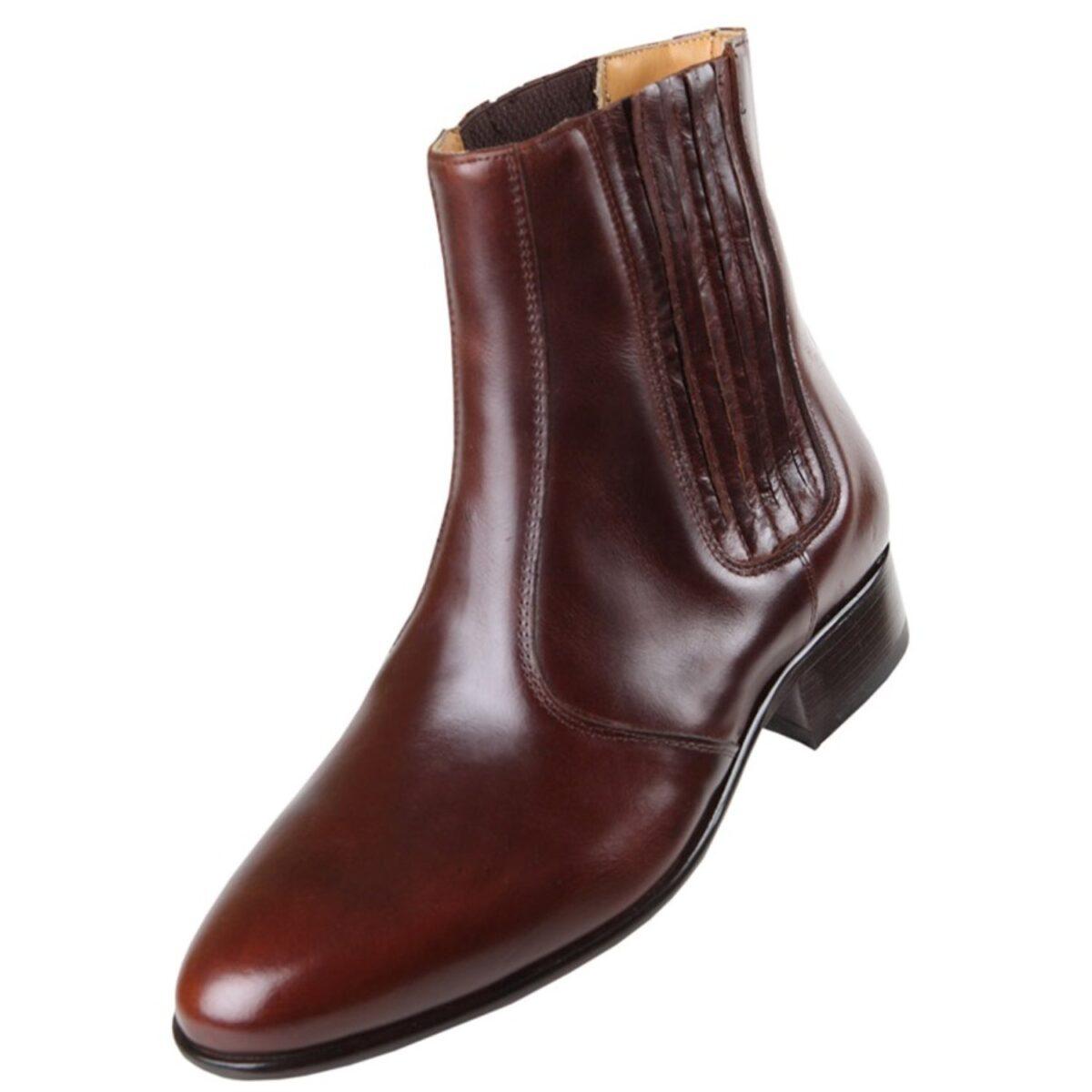 Zapatos con Alzas modelo 7637 MF - HiPlus