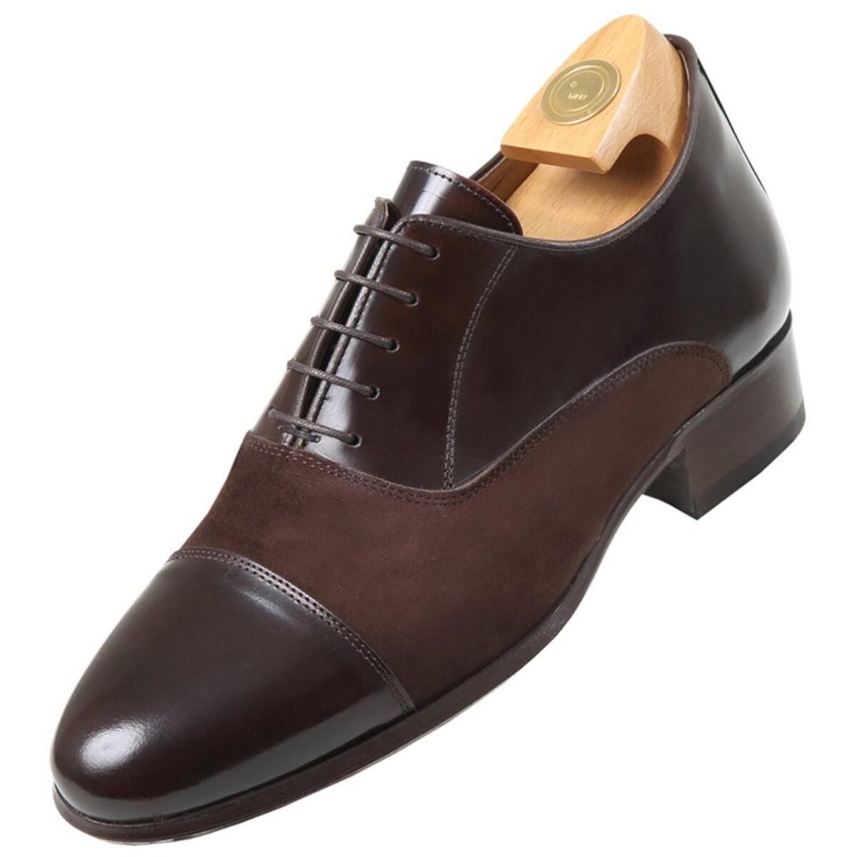 Zapatos con Alzas modelo 8009 A - HiPlus