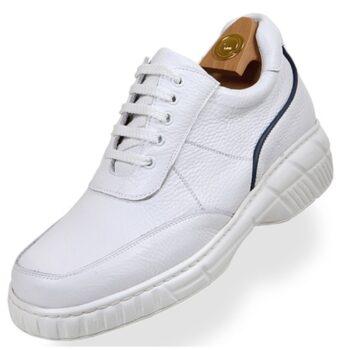 Zapatos con Alzas modelo 8032 BL – HiPlus