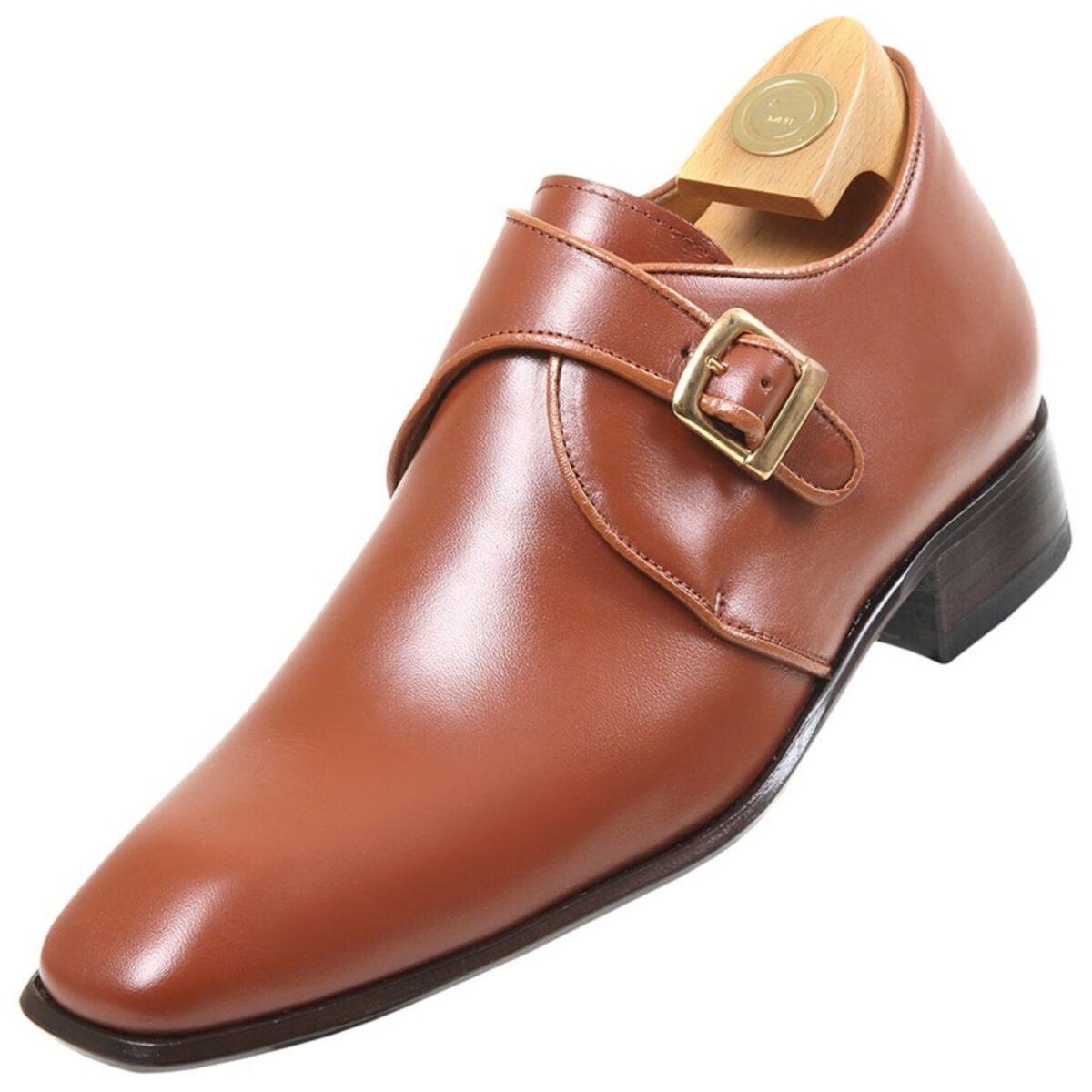 Zapatos con Alzas modelo 8417 Mc - HiPlus