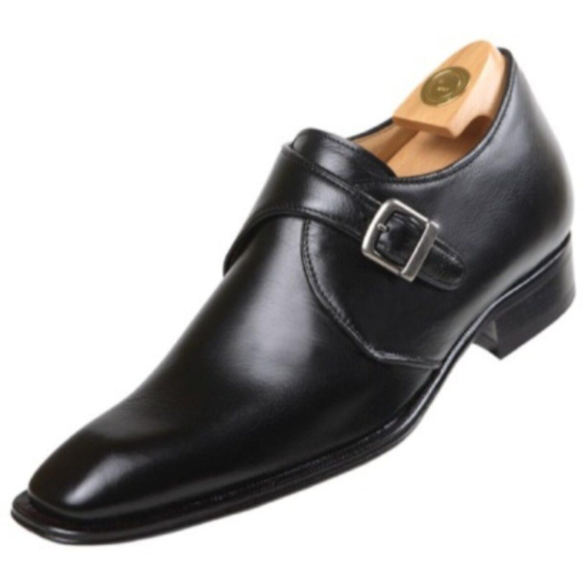 Zapatos con Alzas modelo 8417 NR - HiPlus
