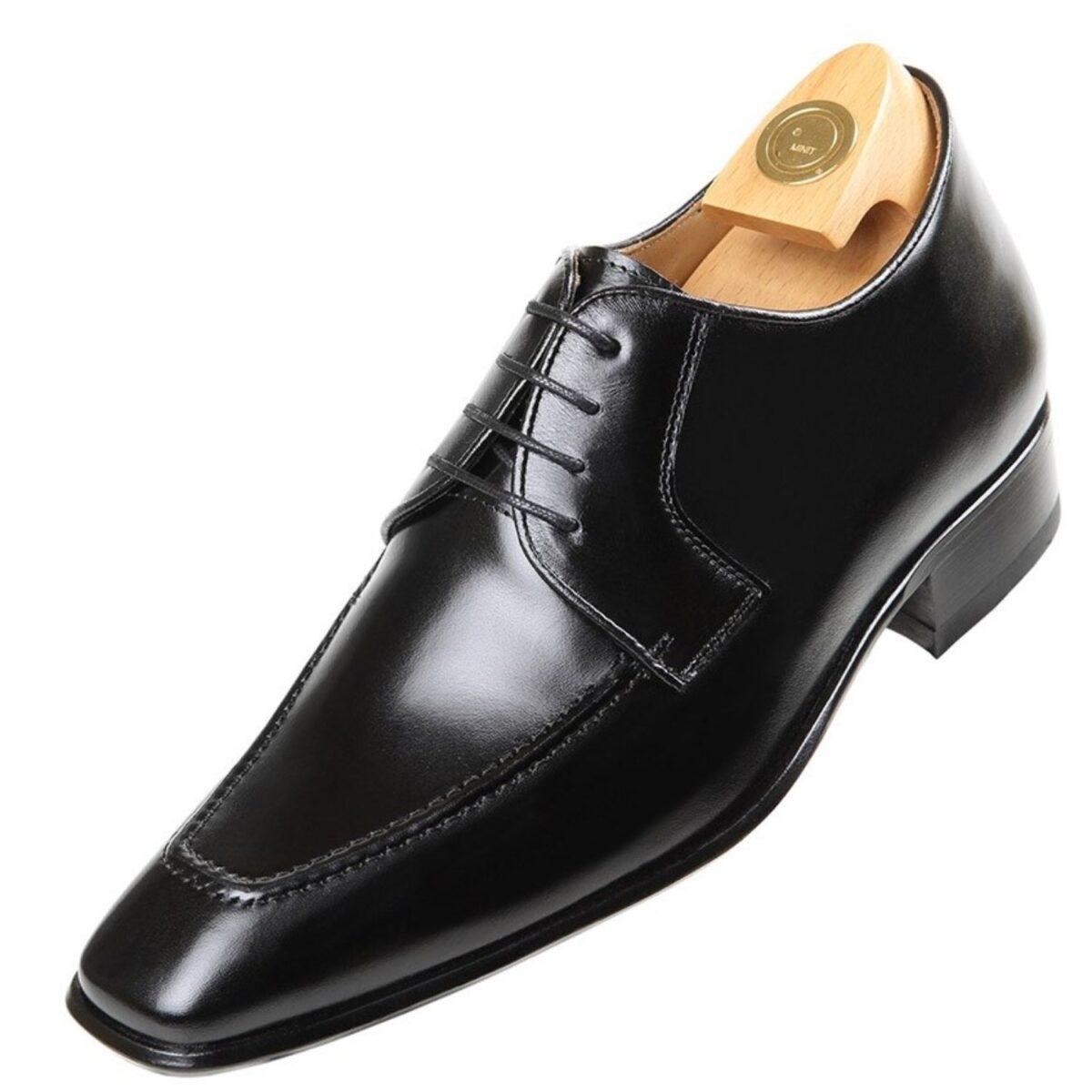 Zapatos con Alzas modelo 8420 Nc - HiPlus
