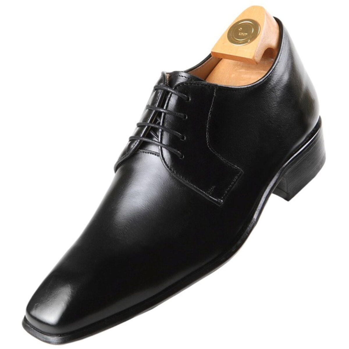 Zapatos con Alzas modelo 8430 Nc - HiPlus