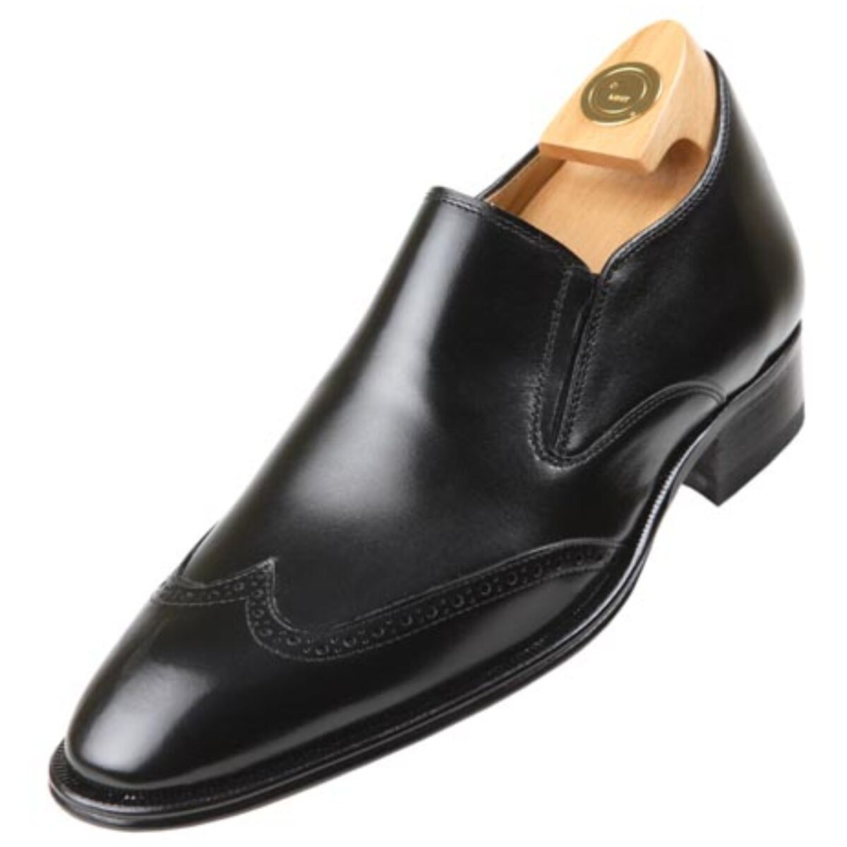 Zapatos con Alzas modelo 8605 NP - HiPlus