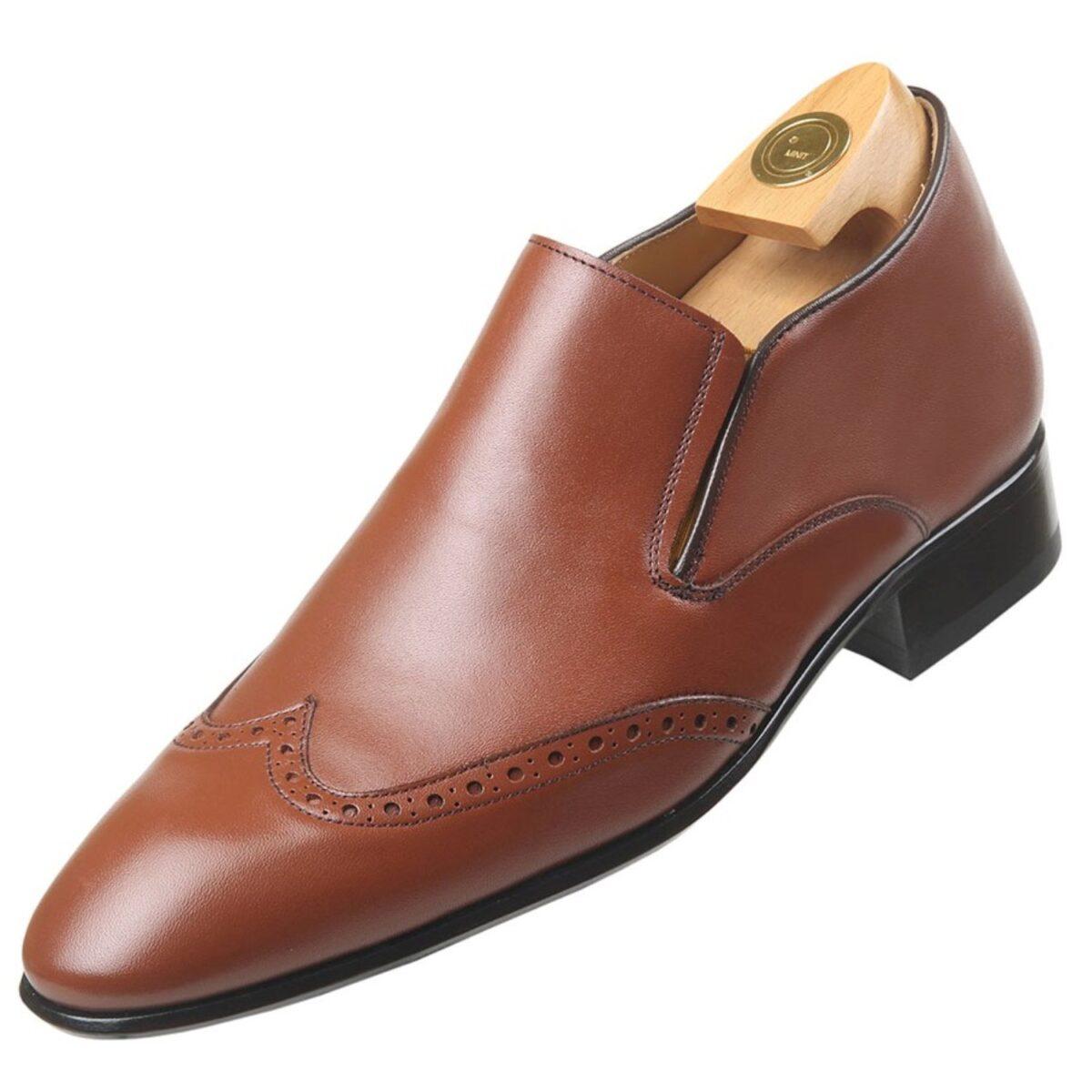 Zapatos con Alzas modelo 8605 Mc - HiPlus