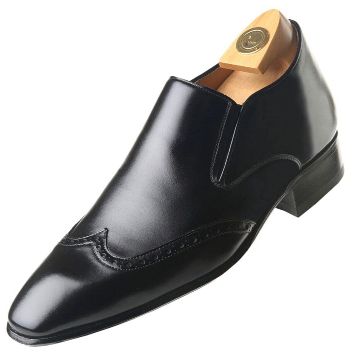 Zapatos con Alzas modelo 8605 Nc - HiPlus