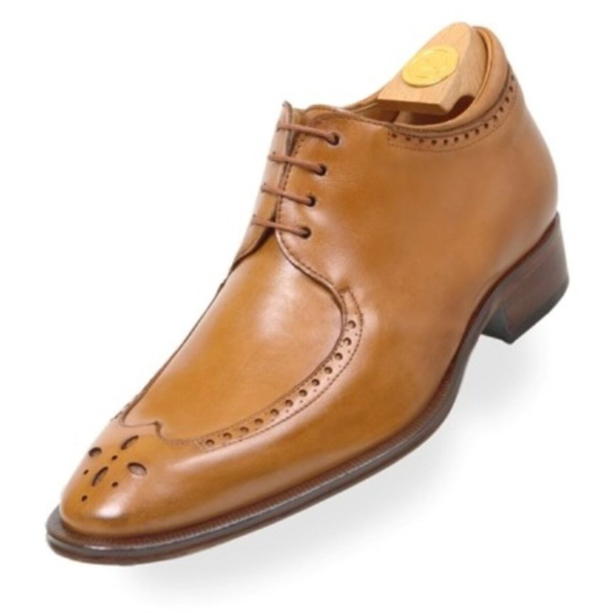 Zapatos con Alzas modelo 8607 M - HiPlus