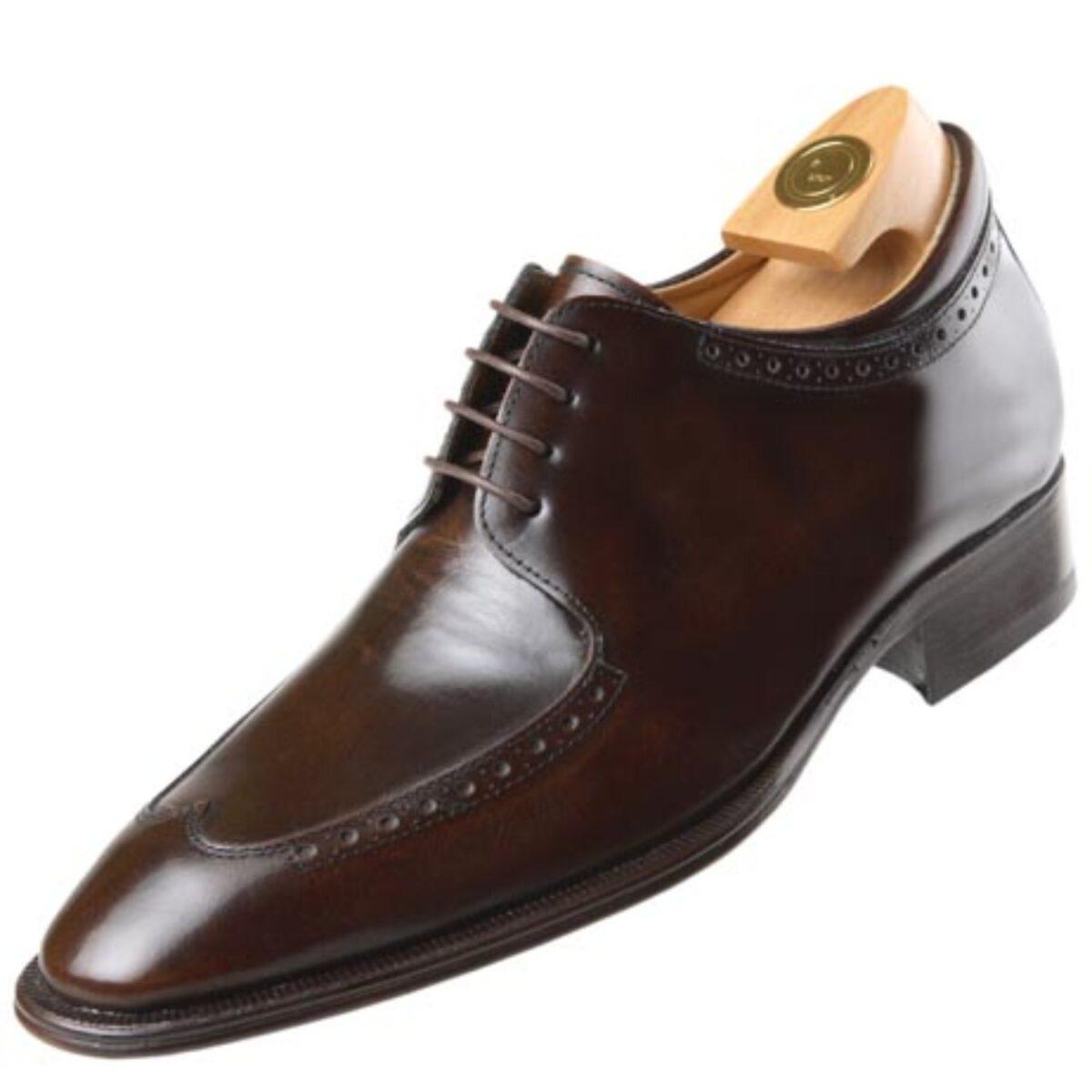 Zapatos con Alzas modelo 8607 MLF - HiPlus