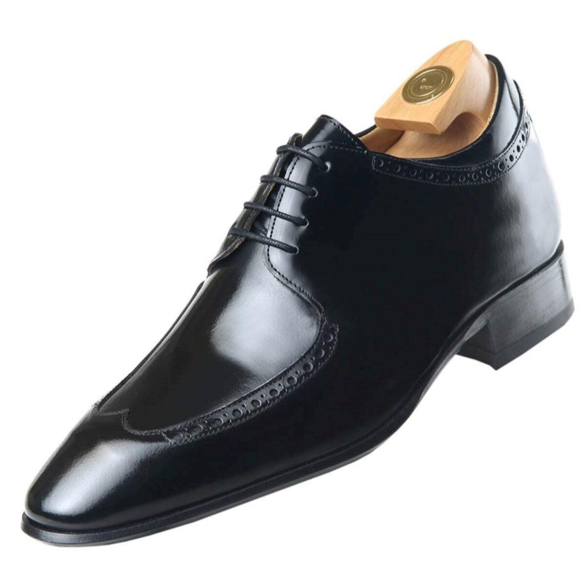 Zapatos con Alzas modelo 8607 Nc - HiPlus