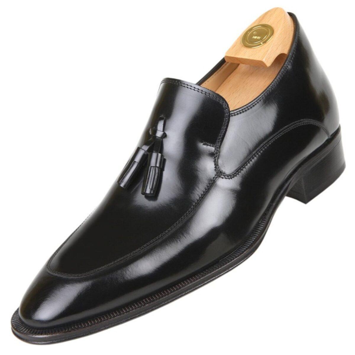 Zapatos con Alzas modelo 8614 N - HiPlus