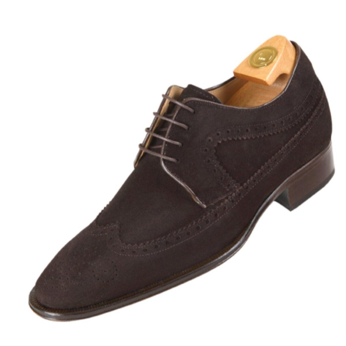 Zapatos con Alzas modelo 8621 A - HiPlus