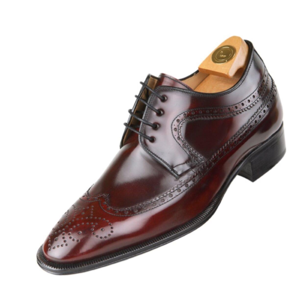 Zapatos con Alzas modelo 8621 B - HiPlus