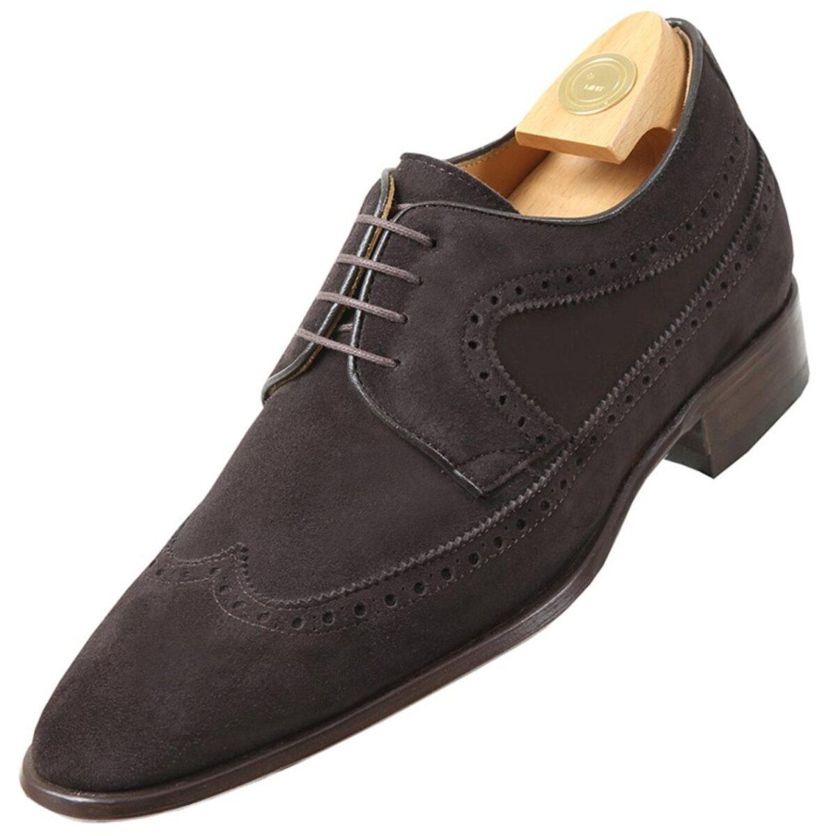 Zapatos con Alzas modelo 8621 LA - HiPlus