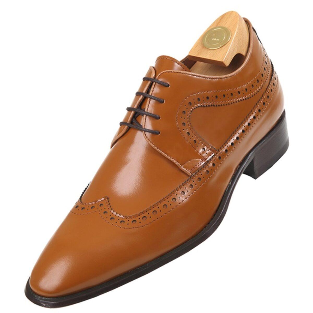 Zapatos con Alzas modelo 8621 LM - HiPlus