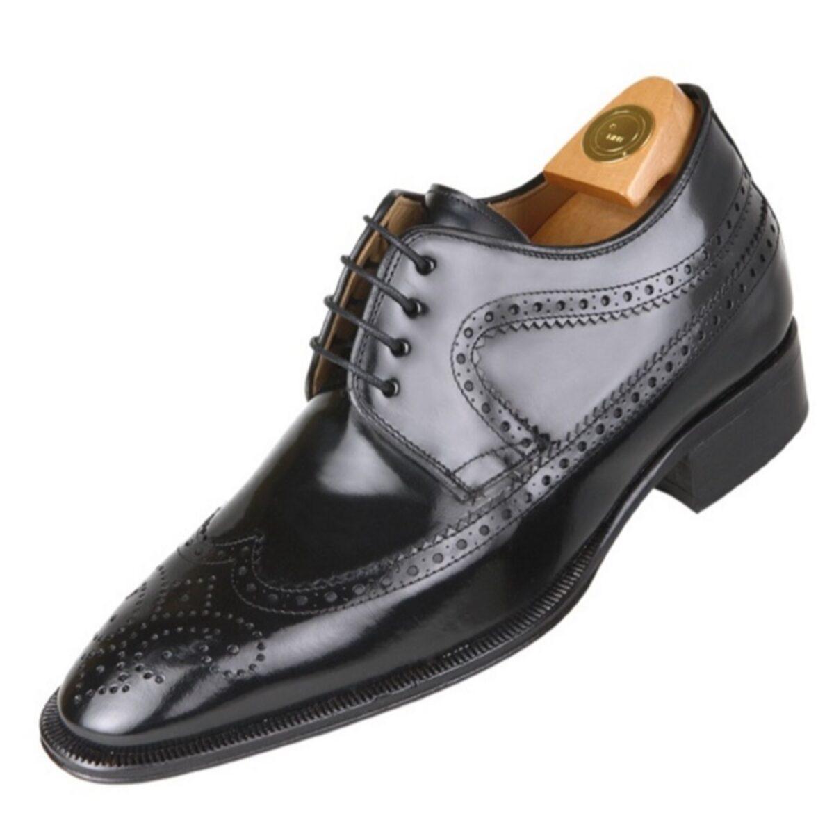 Zapatos con Alzas modelo 8621 N - HiPlus