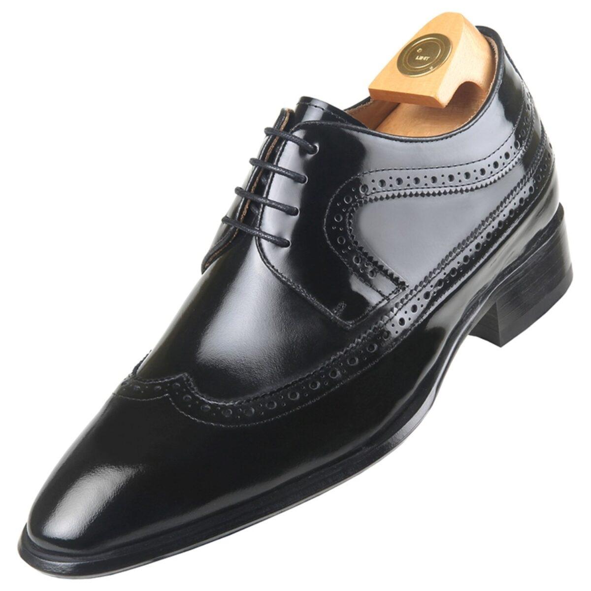 Zapatos con Alzas modelo 8621 LN - HiPlus