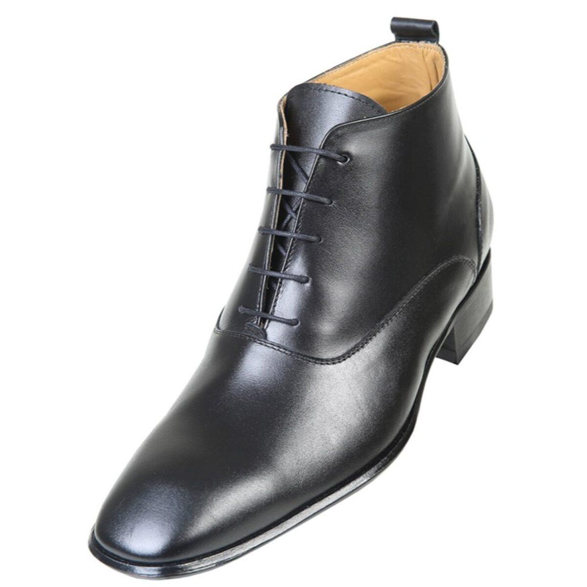 Zapatos con Alzas modelo 8709 NL - HiPlus