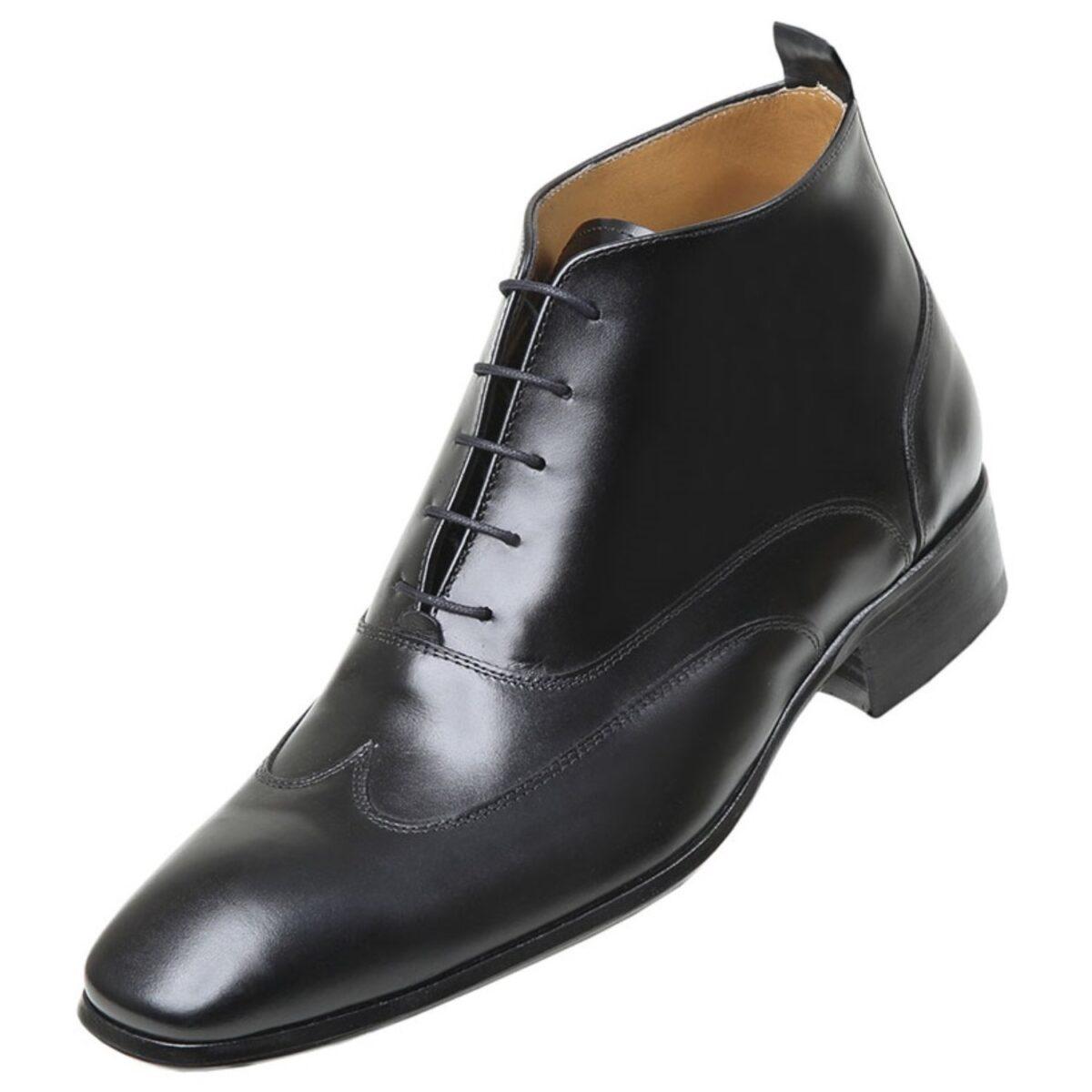 Zapatos con Alzas modelo 8709 Nc - HiPlus