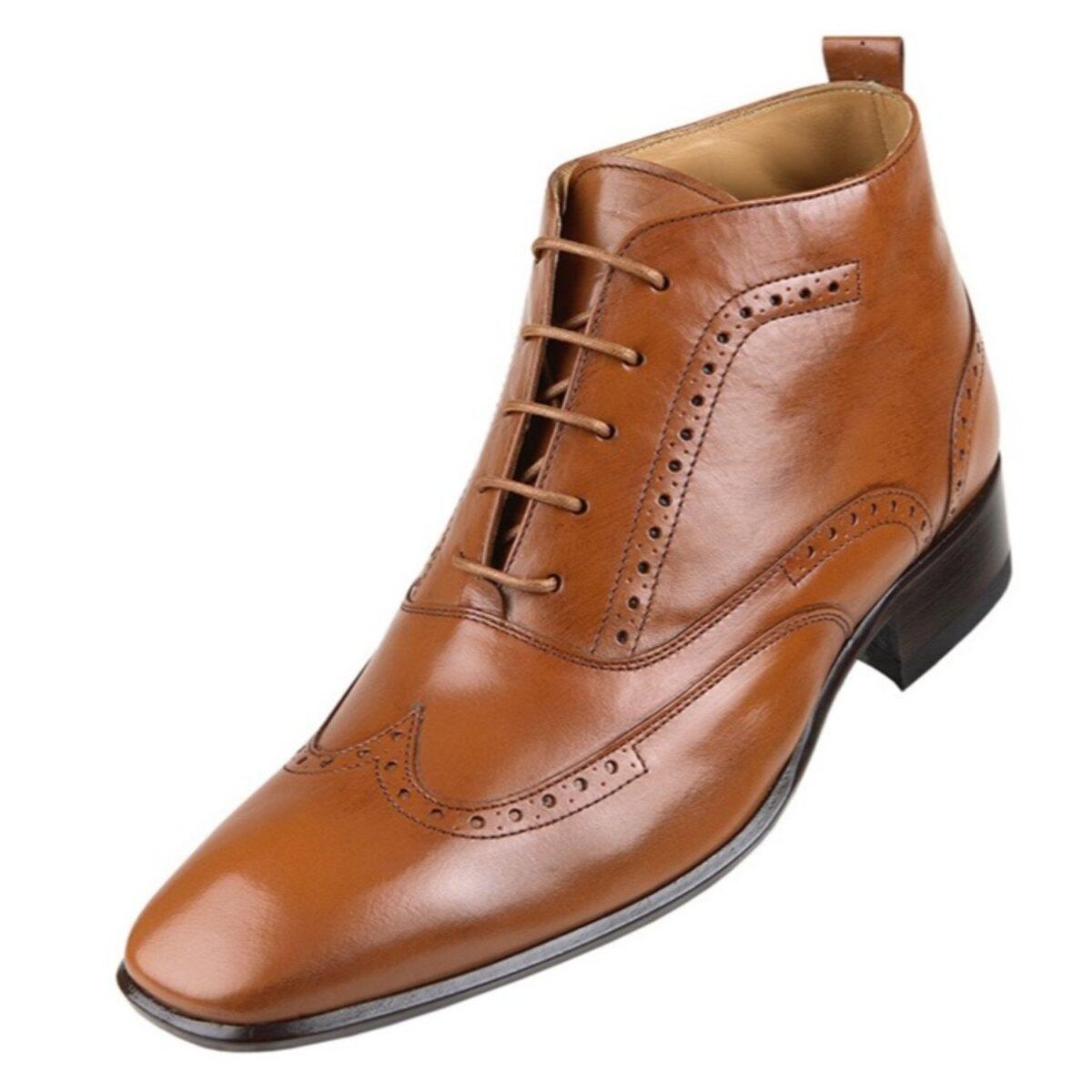 Zapatos con Alzas modelo 8709 M - HiPlus