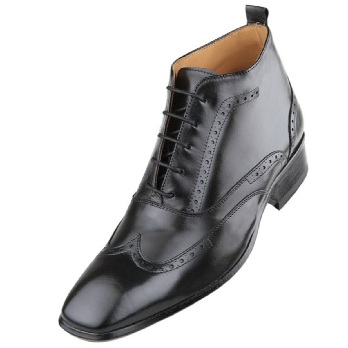 Zapatos con Alzas modelo 8709 N - HiPlus