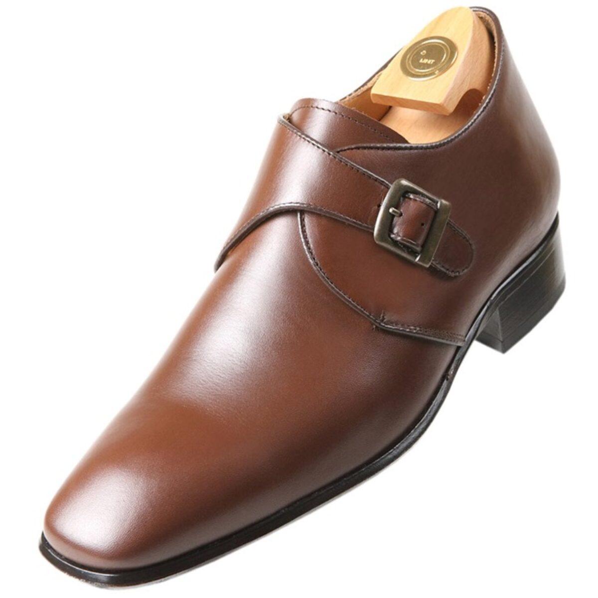 Zapatos con Alzas modelo 8717 M - HiPlus