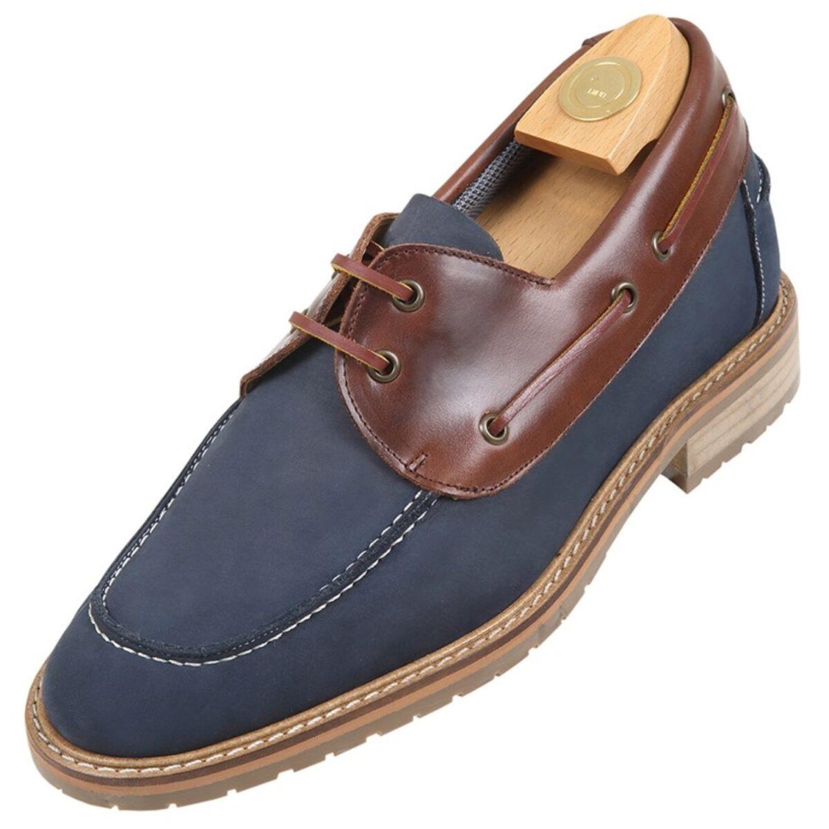 Zapatos con Alzas modelo 9010 AMc - HiPlus