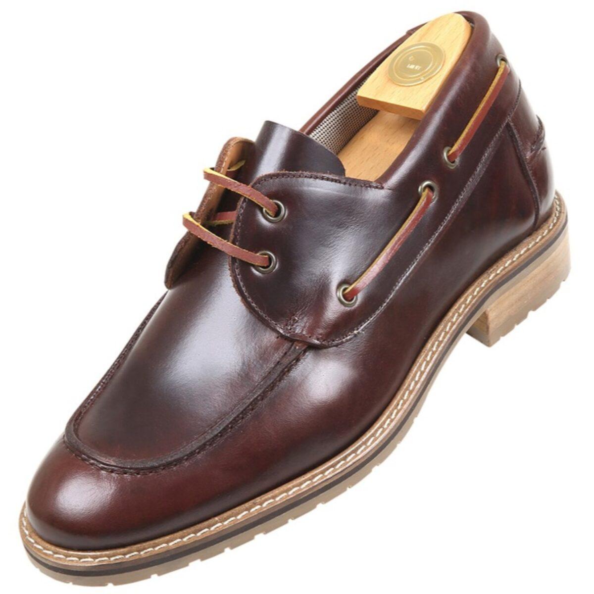 Zapatos con Alzas modelo 9010 Mc - HiPlus