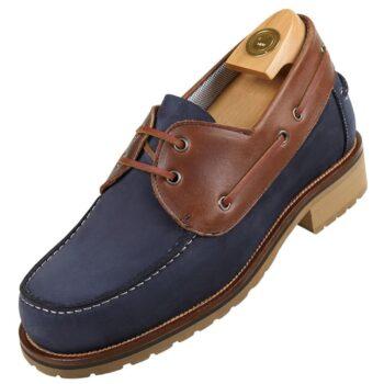 Zapatos con Alzas modelo 9010 AMm - HiPlus