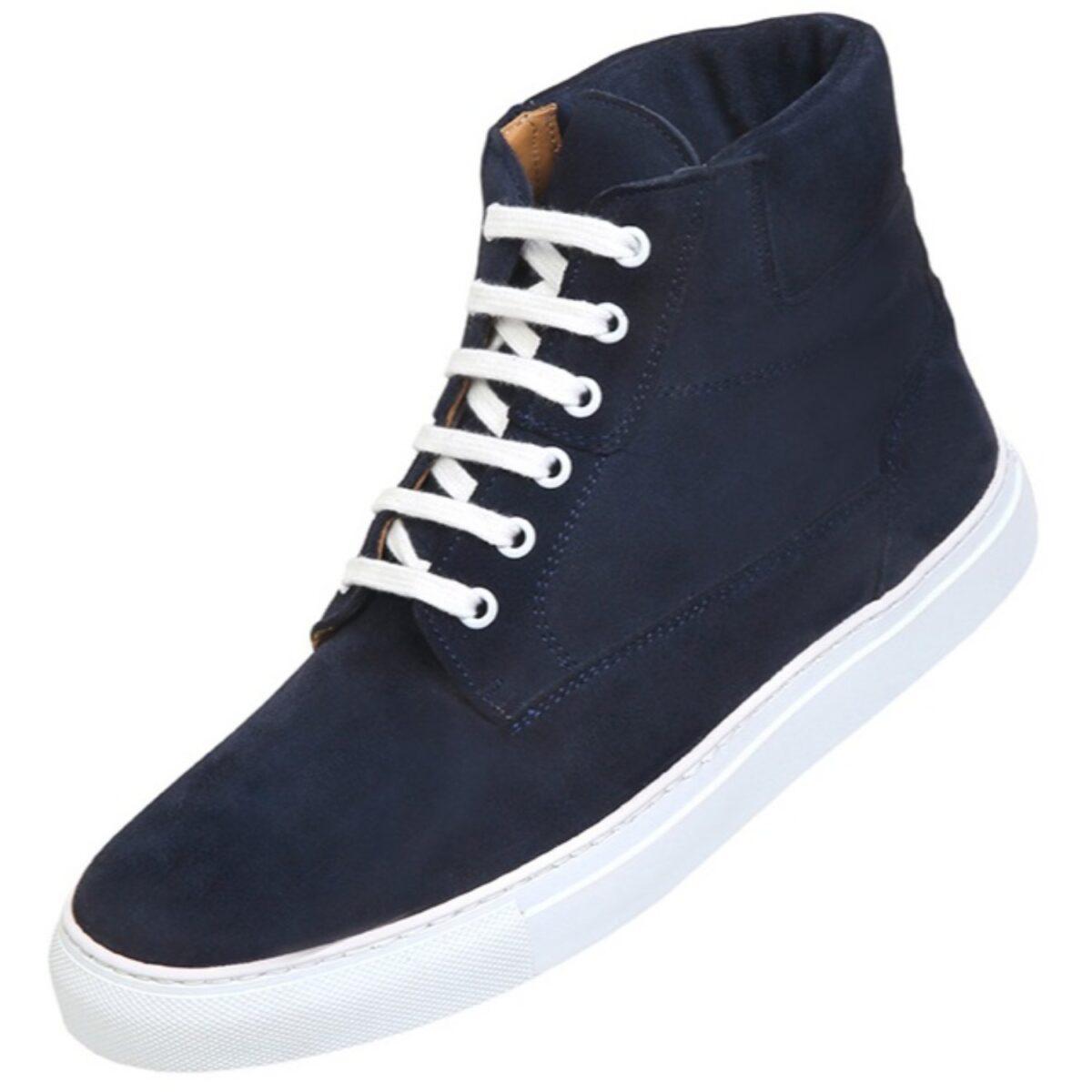 Zapatos con Alzas modelo 9039 AM - HiPlus