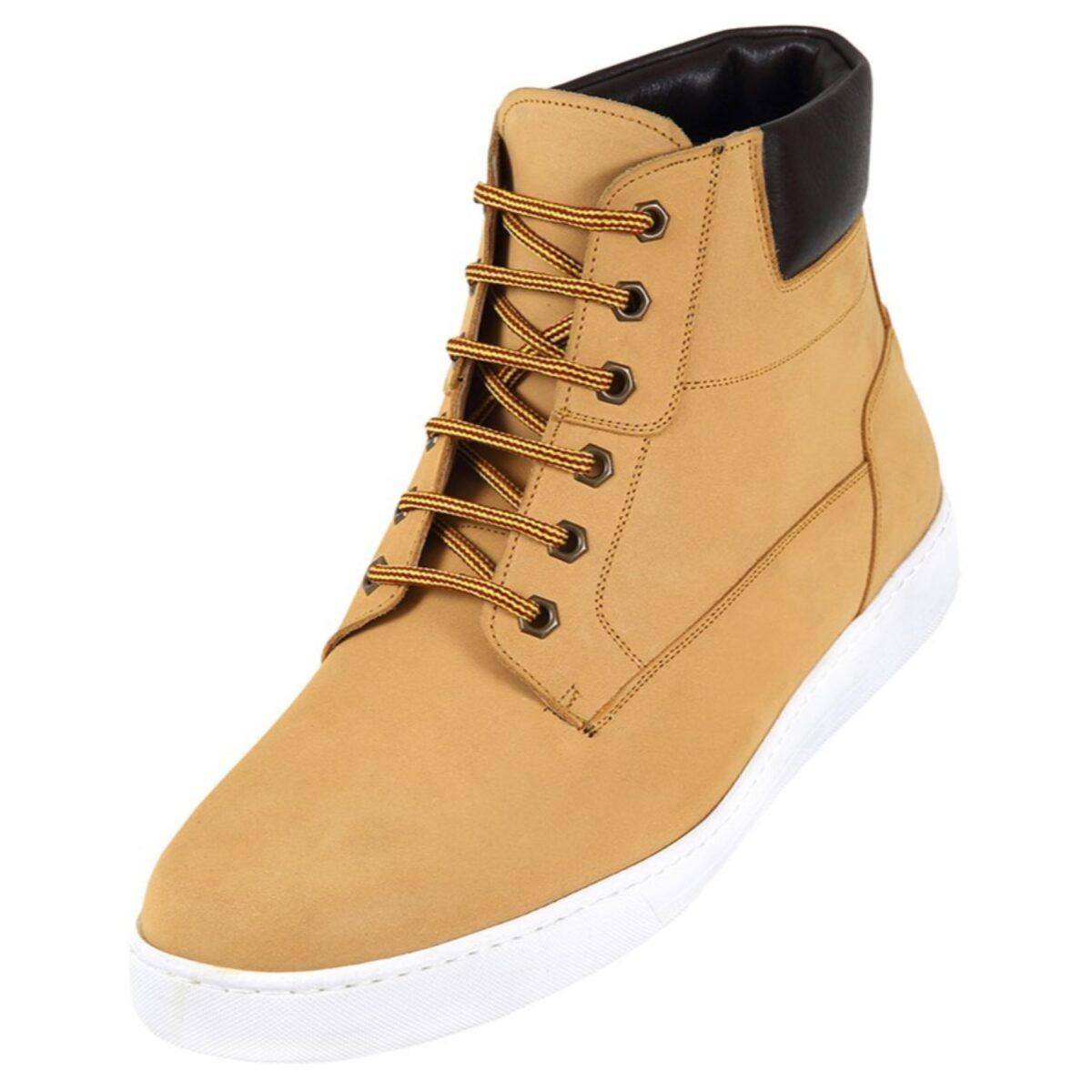 Zapatos con Alzas modelo 9039 C - HiPlus