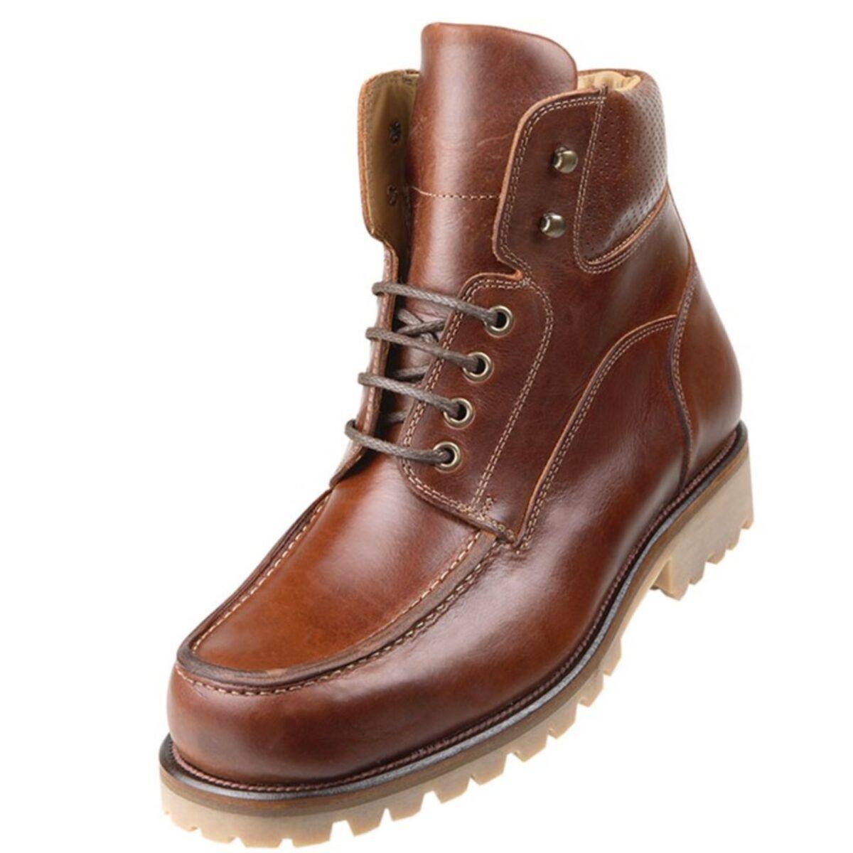 Zapatos con Alzas modelo 9040 M - HiPlus