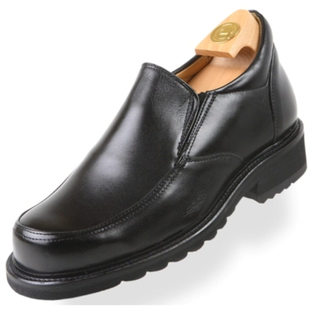 Zapatos con Alzas modelo 9400 NR - HiPlus