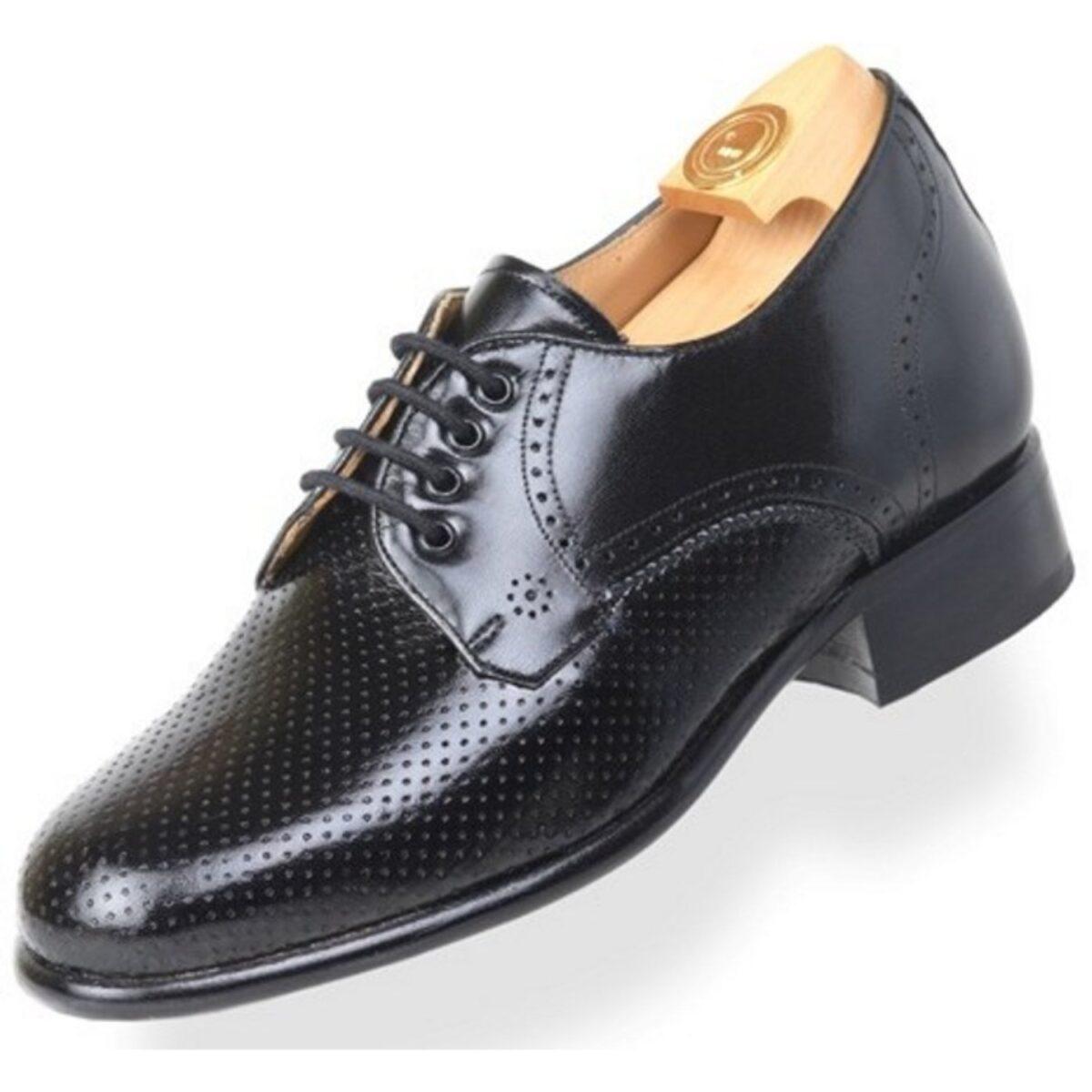 Zapatos con Alzas modelo 7019 NP - HiPlus
