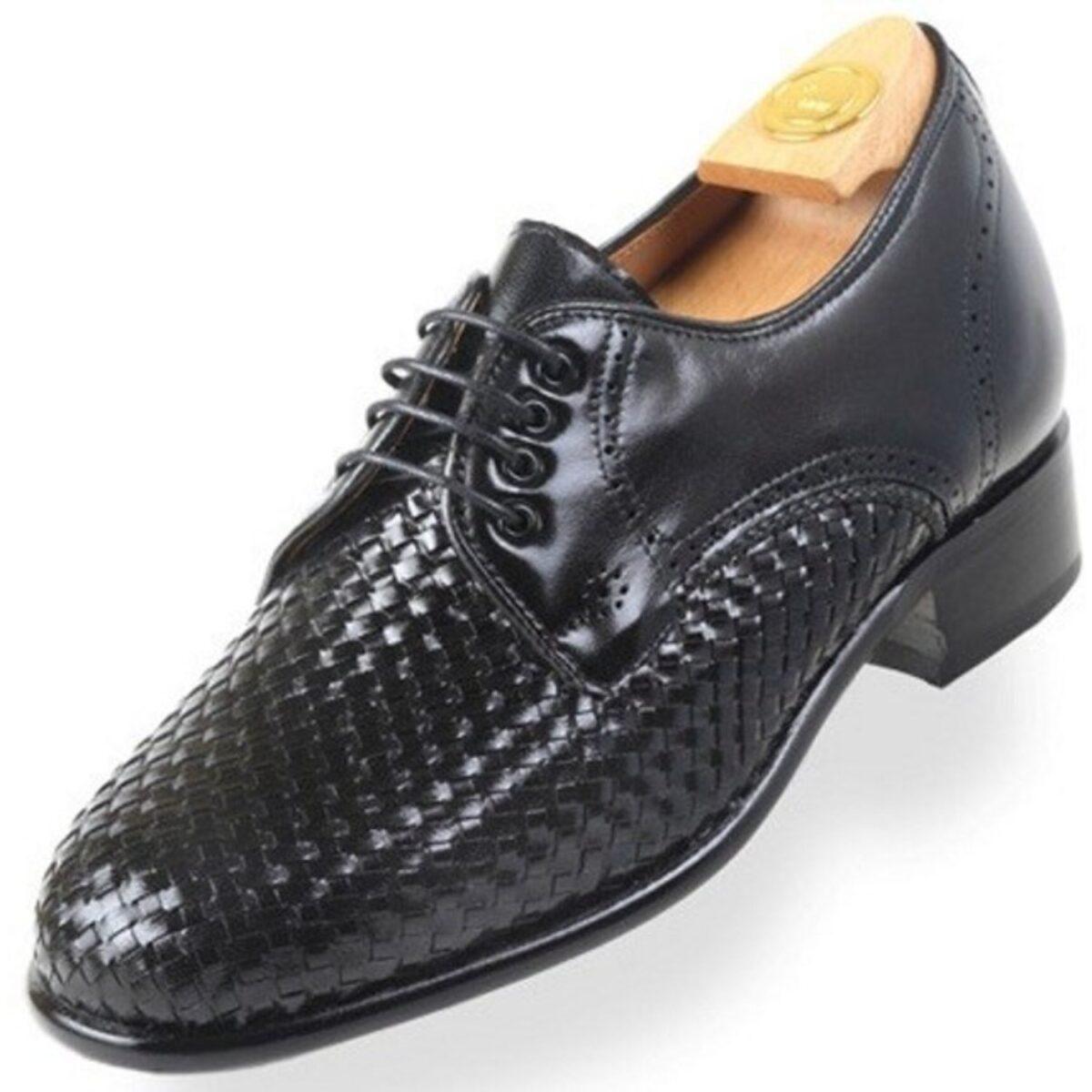 Zapatos con Alzas modelo 7019 N - HiPlus