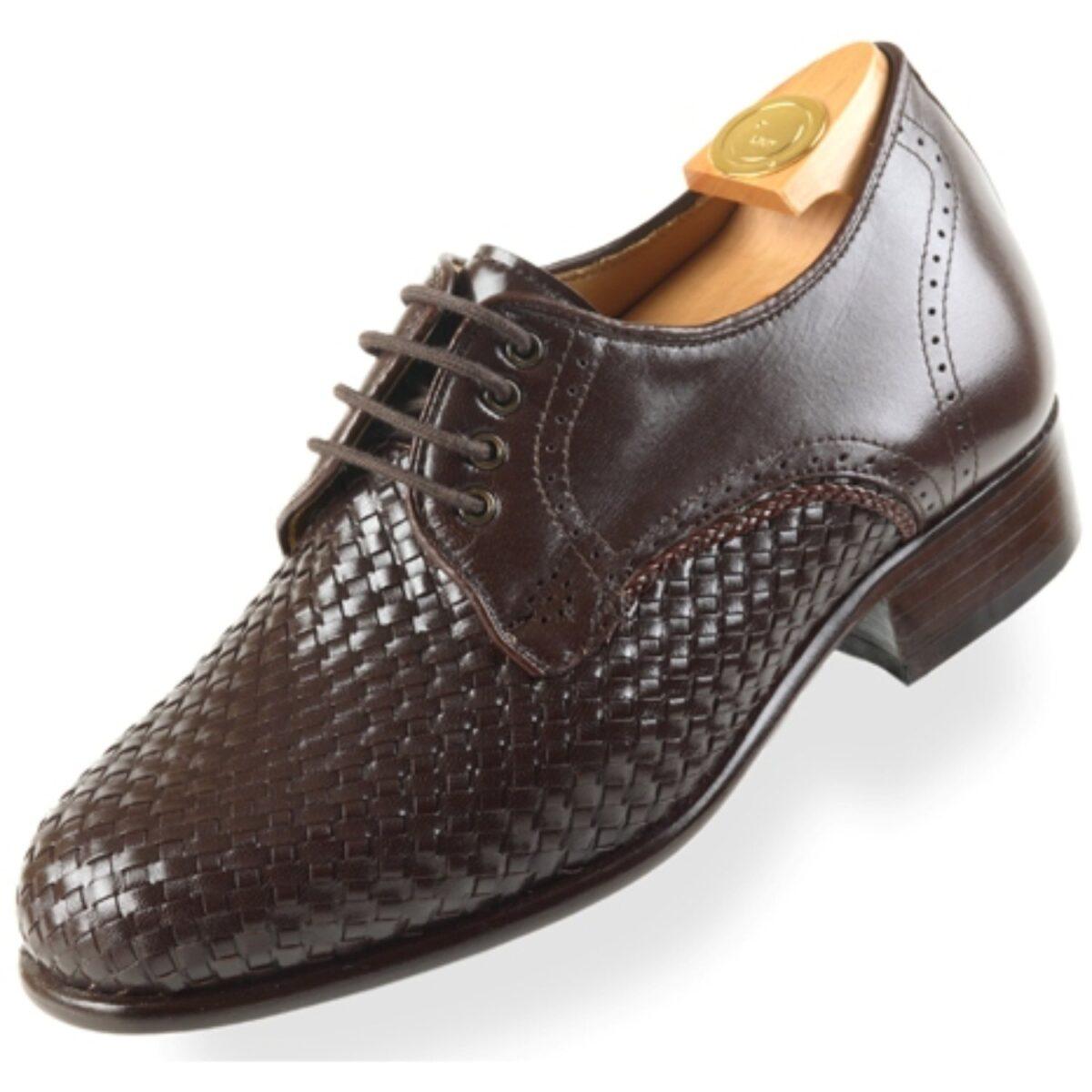 Zapatos con Alzas modelo 7019 M - HiPlus