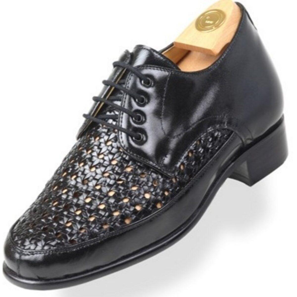 Zapatos con Alzas modelo 8018 N - HiPlus