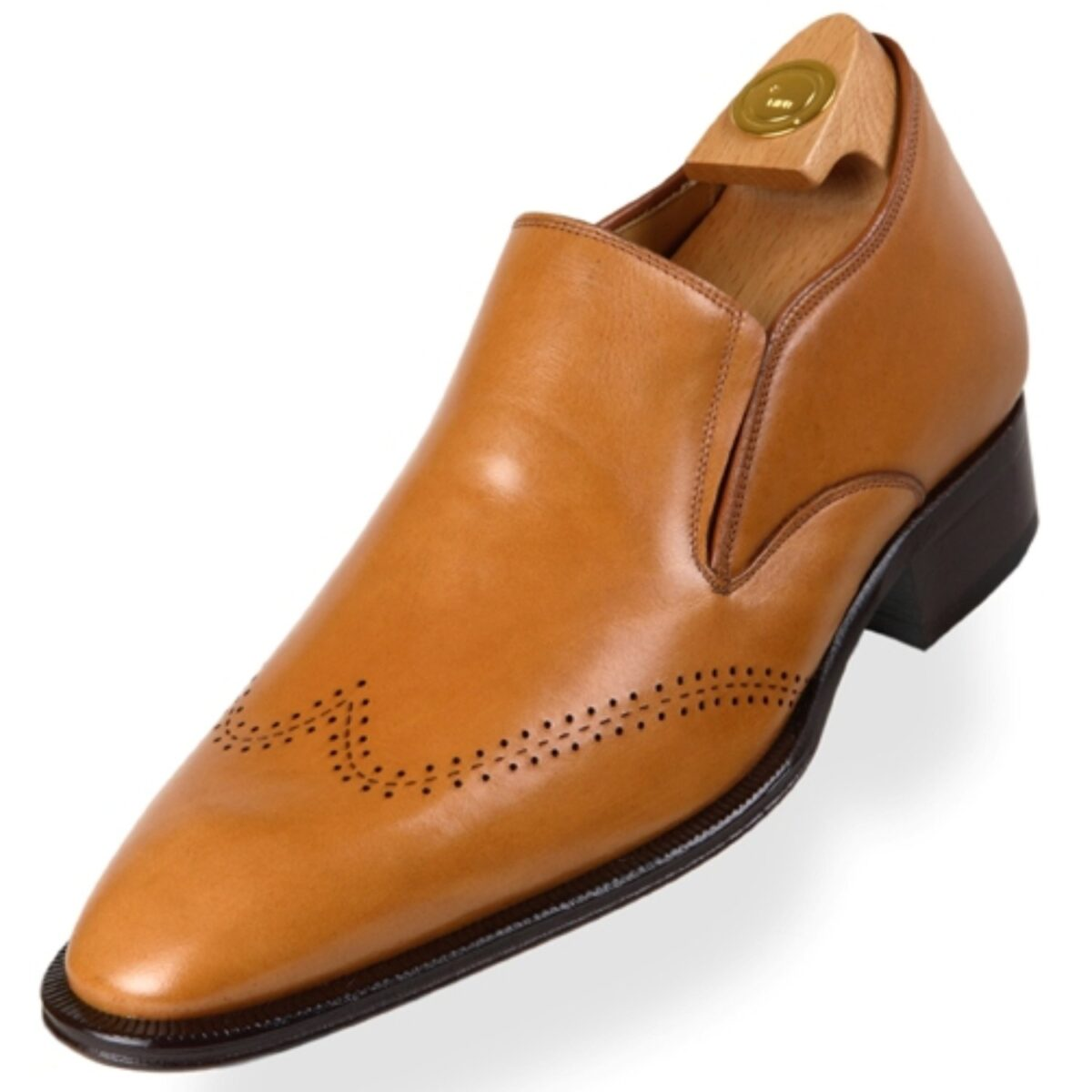 Zapatos con Alzas modelo 8605 M - HiPlus