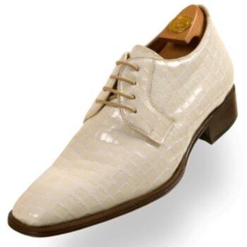 Zapatos con Alzas modelo 8433 BL - HiPlus