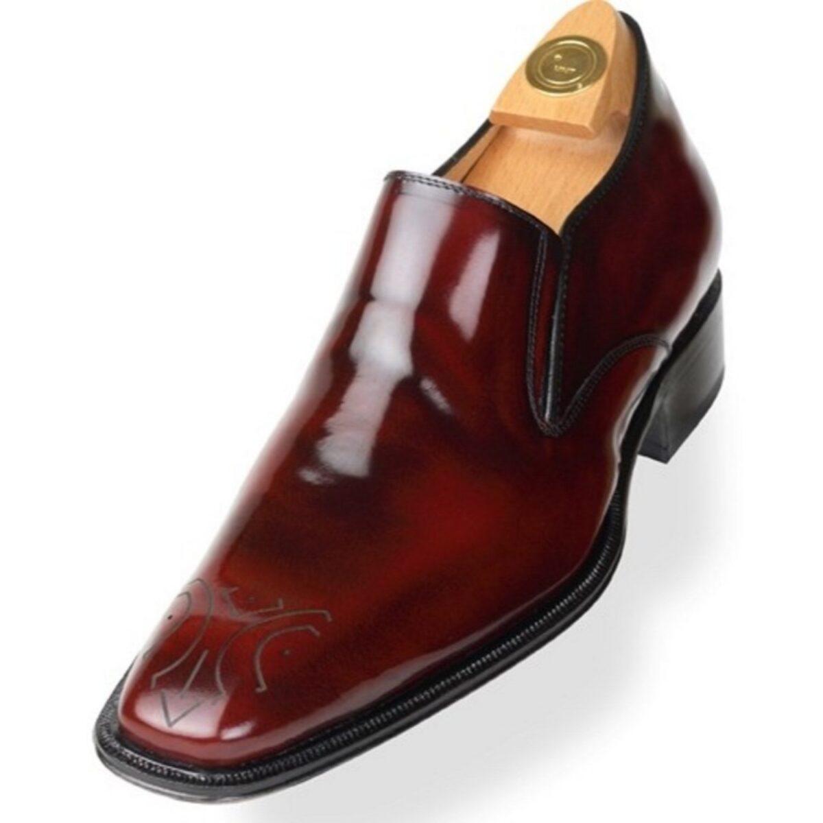 Zapatos con Alzas modelo 8440 B - HiPlus